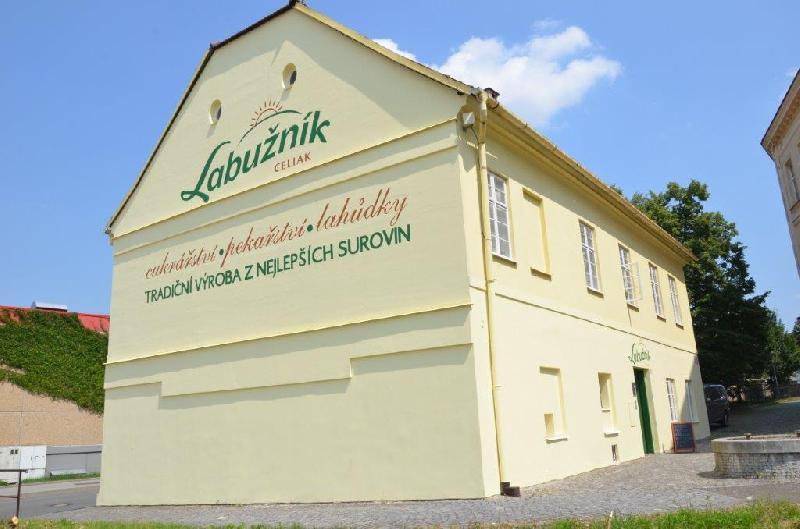 Budova pekárny