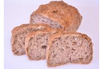 Chléb kmínový-bez lepku