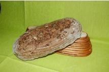 Ošatkový chléb se semínky malý - bez lepku