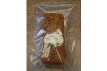 Chléb s bio lněnou vlákninou VELKÝ balený- bez lepku