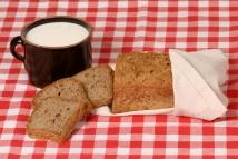 Malý chléb se slunečnicovými semínky-bez lepku