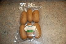 Amarantová houska bez lepku - balená - 6 kusů