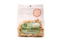 Family snack caramel