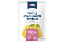 Puding s vanilkovou příchutí