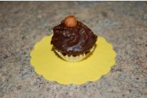 Mini ořechový košíček - bez lepku- 4 ks
