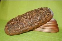 Farní ošatkový chléb VELKÝ - bez lepku