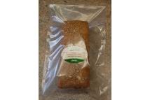 Chléb se slunečnicovými semínky VELKÝ balený - bez lepku