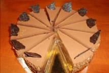Labužníkův mls bez lepku - dort