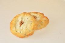 Svatební koláček ořechový-bez lepku