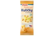 Kuličky do polévky s příchutí sýru