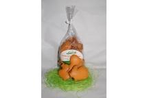 Perníčky s pomerančovou polevou - bez lepku