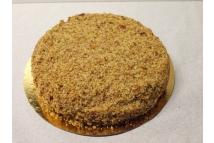 Medový dort bez lepku - 1000 g - 2.místo Regionální potravina 2014
