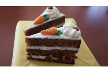 Mrkvový dort - bez lepku